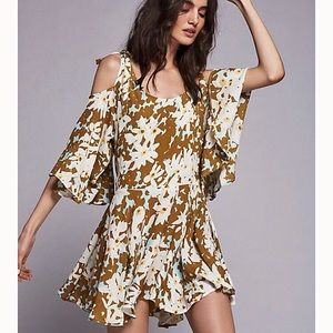 Free People | FP One Lucina Floral Dress